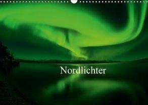Nordlichter (Wandkalender 2018 DIN A3 quer) von Streu,  Gunar