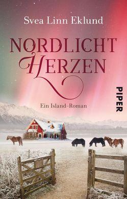 Nordlichtherzen von Eklund,  Svea Linn