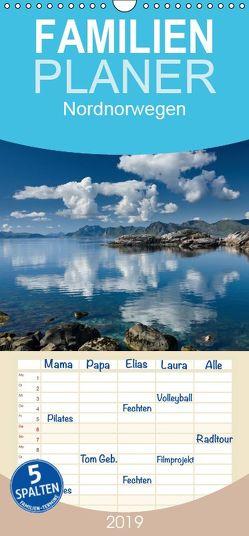 Nordnorwegen – Familienplaner hoch (Wandkalender 2019 <strong>21 cm x 45 cm</strong> hoch) von Knödler,  Stephan