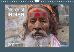Nordost INDIEN Assam und Arunachal Pradesh (Wandkalender 2020 DIN A4 quer) von Bergermann,  Manfred