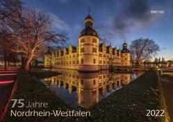 Nordrhein-Westfalen 2022 Bildkalender A3 cm Spiralbindung von Klaes,  Holger