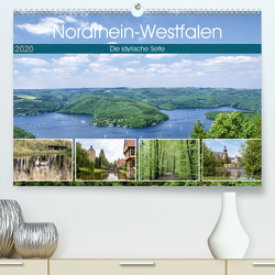 Nordrhein-Westfalen – Die idyllische Seite (Premium, hochwertiger DIN A2 Wandkalender 2020, Kunstdruck in Hochglanz) von Becker,  Thomas