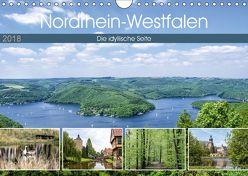 Nordrhein-Westfalen – Die idyllische Seite (Wandkalender 2018 DIN A4 quer) von Becker,  Thomas