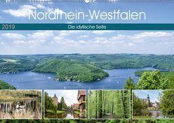 Nordrhein-Westfalen – Die idyllische Seite (Wandkalender 2019 DIN A2 quer) von Becker,  Thomas
