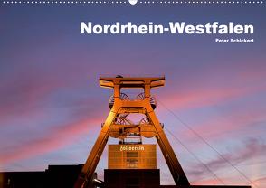 Nordrhein-Westfalen (Wandkalender 2021 DIN A2 quer) von Schickert,  Peter