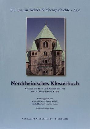 Nordrheinisches Klosterbuch Band 37/2