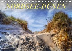 Nordsee-Dünen – Geburtstagskalender (Tischkalender 2019 DIN A5 quer) von Roder,  Peter