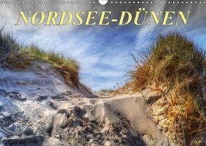 Nordsee-Dünen / Geburtstagskalender (Wandkalender 2018 DIN A3 quer) von Roder,  Peter