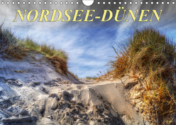Nordsee-Dünen – Geburtstagskalender (Wandkalender 2019 DIN A4 quer) von Roder,  Peter