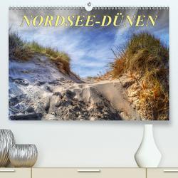 Nordsee-Dünen (Premium, hochwertiger DIN A2 Wandkalender 2021, Kunstdruck in Hochglanz) von Roder,  Peter