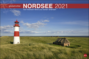 Nordsee Globetrotter Kalender 2021 von Heye