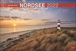 Nordsee Globetrotter Kalender 2022 von Heye