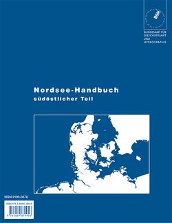 Nordsee-Handbuch, südöstlicher Teil von Bundesamt für Seeschifffahrt und Hydrographie