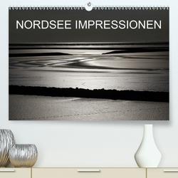 NORDSEE IMPRESSIONEN (Premium, hochwertiger DIN A2 Wandkalender 2021, Kunstdruck in Hochglanz) von Jaeger,  Thomas