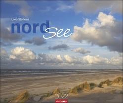 Nordsee Kalender 2022 von Steffens,  Uwe, Weingarten
