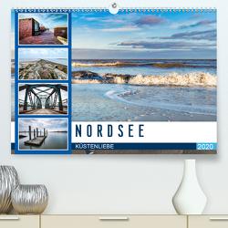 Nordsee – Mein Friesland (Premium, hochwertiger DIN A2 Wandkalender 2020, Kunstdruck in Hochglanz) von Lichtwerfer