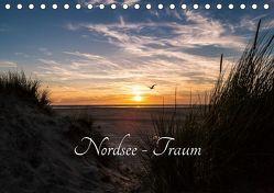 Nordsee – Traum (Tischkalender 2019 DIN A5 quer)