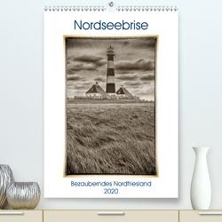 Nordseebrise – Bezauberndes Nordfriesland (Premium, hochwertiger DIN A2 Wandkalender 2020, Kunstdruck in Hochglanz) von Kraetschmer,  Marion