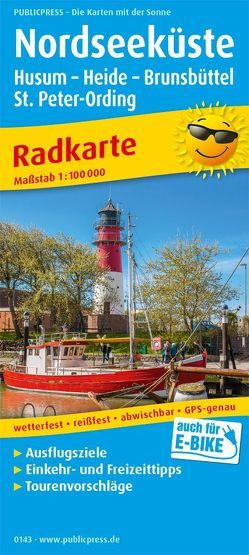 Nordseeküste, Husum – Heide – Brunsbüttel, St. Peter-Ording