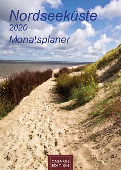 Nordseeküste Monatsplaner 2020 30x42cm von Schawe,  Heinz-werner