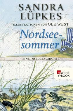 Nordseesommer von Lüpkes,  Sandra, West,  Ole