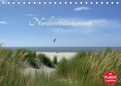Nordseeträumereien mit Planerfunktion (Tischkalender 2019 DIN A5 quer) von Herppich,  Susanne