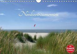 Nordseeträumereien mit Planerfunktion (Wandkalender 2019 DIN A4 quer) von Herppich,  Susanne