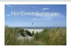 Nordseeträumereien (Wandkalender 2018 DIN A3 quer) von Herppich,  Susanne