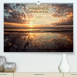 Nordseewolken (Premium, hochwertiger DIN A2 Wandkalender 2021, Kunstdruck in Hochglanz) von Foto / www.fascinating-foto.de,  Fascinating