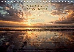 Nordseewolken (Tischkalender 2019 DIN A5 quer) von Foto / www.fascinating-foto.de,  Fascinating