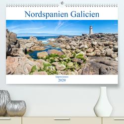 Nordspanien Galicien (Premium, hochwertiger DIN A2 Wandkalender 2020, Kunstdruck in Hochglanz) von pixs:sell