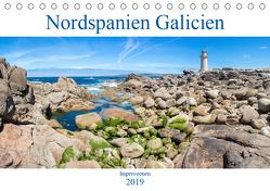 Nordspanien Galicien (Tischkalender 2019 DIN A5 quer) von pixs:sell