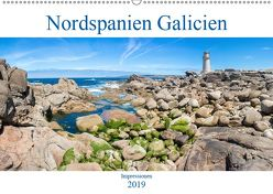 Nordspanien Galicien (Wandkalender 2019 DIN A2 quer) von pixs:sell