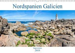 Nordspanien Galicien (Wandkalender 2019 DIN A3 quer) von pixs:sell
