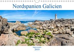 Nordspanien Galicien (Wandkalender 2019 DIN A4 quer) von pixs:sell