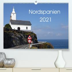 Nordspanien (Premium, hochwertiger DIN A2 Wandkalender 2021, Kunstdruck in Hochglanz) von Grosskopf,  Rainer