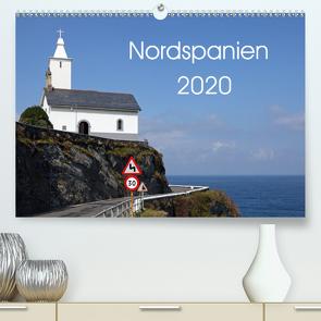 Nordspanien (Premium, hochwertiger DIN A2 Wandkalender 2020, Kunstdruck in Hochglanz) von Grosskopf,  Rainer