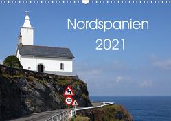 Nordspanien (Wandkalender 2021 DIN A3 quer) von Grosskopf,  Rainer