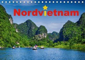 Nordvietnam (Tischkalender 2018 DIN A5 quer) von Hug - Tamashy,  Simone