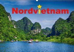 Nordvietnam (Wandkalender 2019 DIN A2 quer) von Hug - Tamashy,  Simone