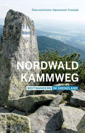 Nordwaldkammweg von Simon,  Gerd, Tauber,  Marketa, Tauber,  Michael