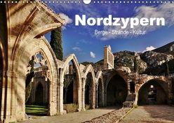 Nordzypern. Berge – Strände – Kultur (Wandkalender 2018 DIN A3 quer) von fotowelt-heise,  k.A.