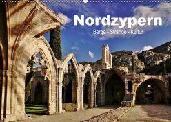 Nordzypern. Berge – Strände – Kultur (Wandkalender 2019 DIN A2 quer) von fotowelt-heise
