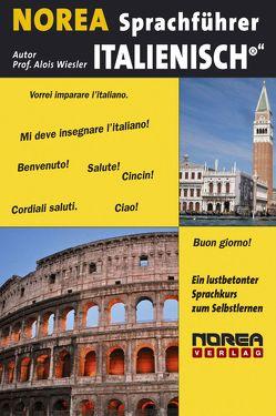 NOREA Italienisch Sprachführer von Balia,  Chiara, Wiesler,  Alois