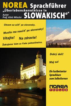 """NOREA Sprachführer """"Überlebenskenntnisse in Slowakisch"""" von Burská,  Jaroslawa, Wiesler,  Alois"""