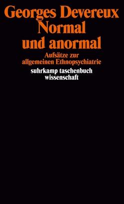 Normal und anormal von Devereux,  Georges, Lindquist,  Nils Thomas