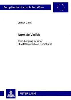 Normale Vielfalt von Goga,  Lucian