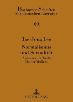 Normalismus und Sexualität von Lee,  Jae-Jong