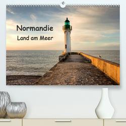 Normandie – Land am Meer (Premium, hochwertiger DIN A2 Wandkalender 2020, Kunstdruck in Hochglanz) von Berger,  Anne