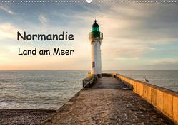 Normandie – Land am Meer (Wandkalender 2020 DIN A2 quer) von Berger,  Anne